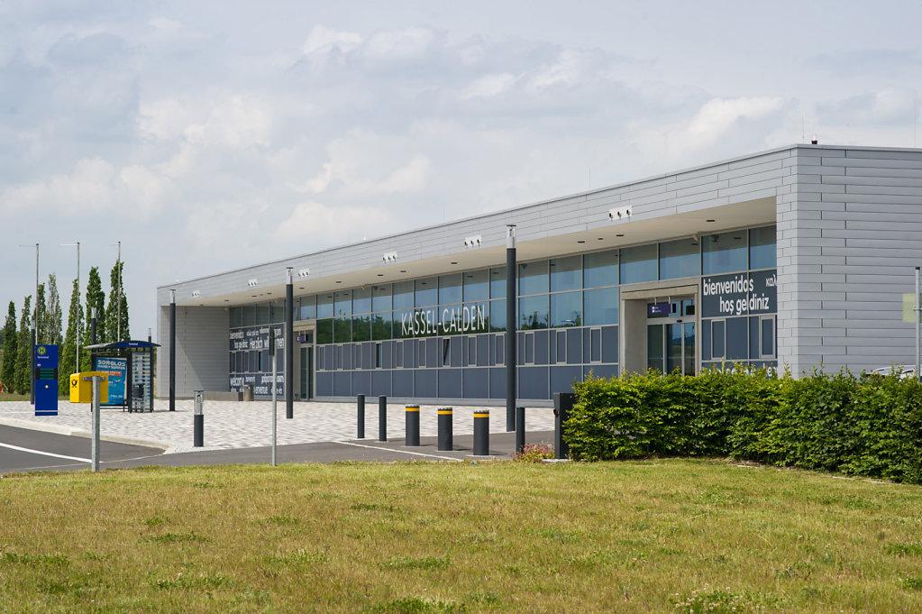Airport Kassel-Calden